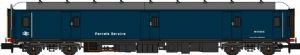 Revolution Trains Class 128, Western variant, BR Blue, White Cab Roof [NOT YET RELEASED]